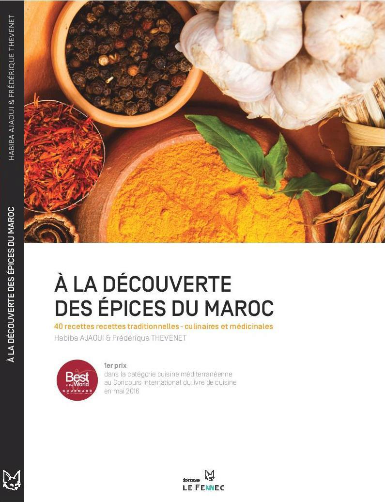 [Le Coin Cuisine] les épices du Maroc Couver10