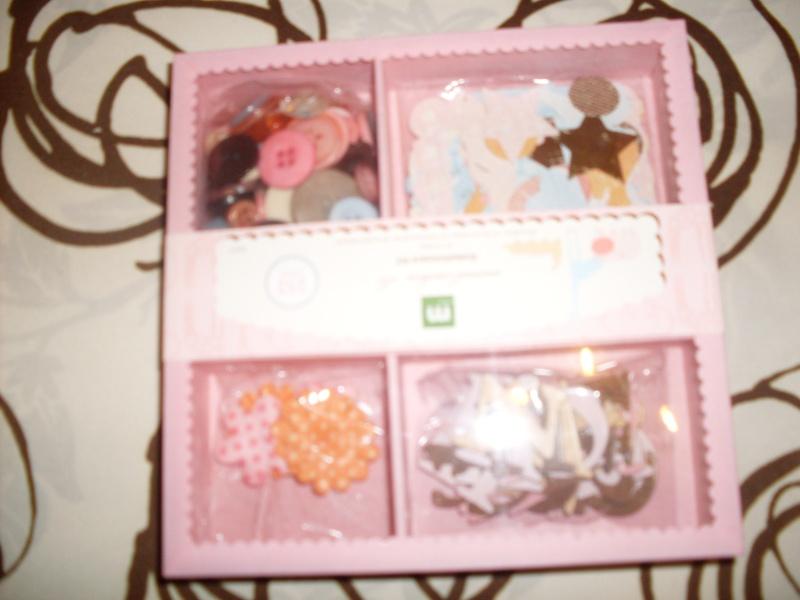 Mon matériel de scrap 20100116
