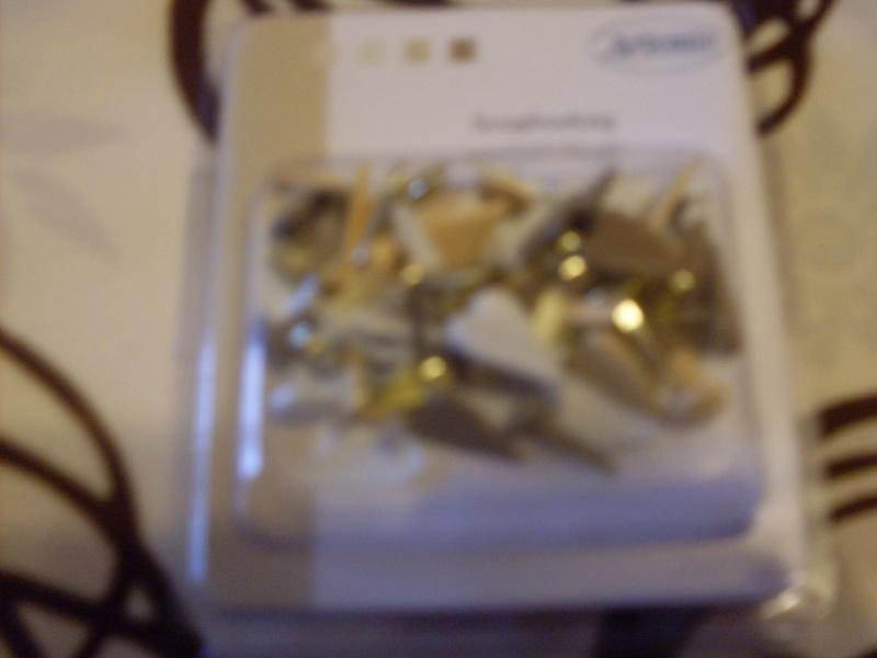 Mon matériel de scrap 20100118