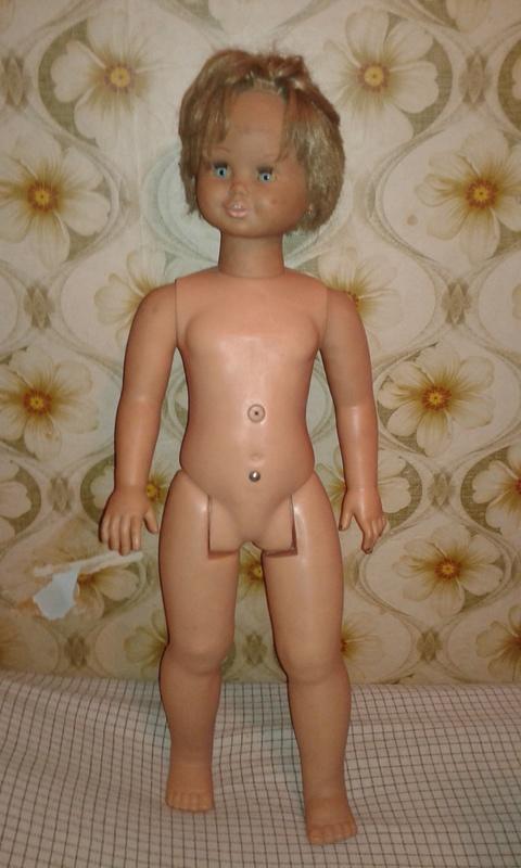 Grande poupée Jesmar avec mèche 90cm 20170710
