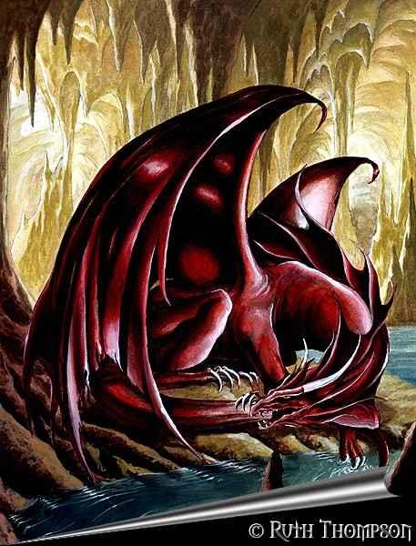 Dragons de Feu Dragon18