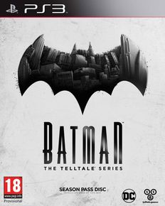 [Dossier] Les jeux d'aventure & point and click sur console (version boite) Batman13