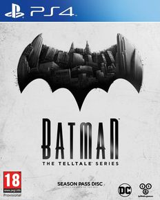 [Dossier] Les jeux d'aventure & point and click sur console (version boite) Batman14