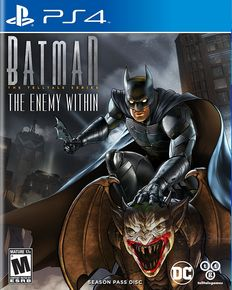 [Dossier] Les jeux d'aventure & point and click sur console (version boite) Batman15