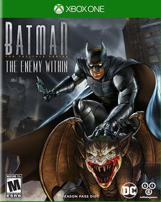 [Dossier] Les jeux d'aventure & point and click sur console (version boite) Batman19