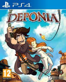 [Dossier] Les jeux d'aventure & point and click sur console (version boite) Deponi10