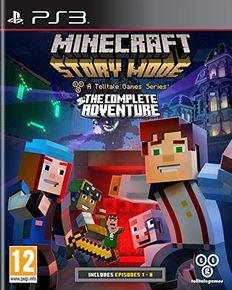 [Dossier] Les jeux d'aventure & point and click sur console (version boite) Minecr13