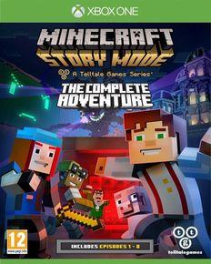[Dossier] Les jeux d'aventure & point and click sur console (version boite) Minecr15