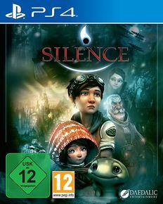 [Dossier] Les jeux d'aventure & point and click sur console (version boite) Silenc10