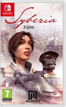 [Dossier] Les jeux d'aventure & point and click sur console (version boite) Syberi10
