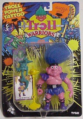 Troll Warriors (Tyco) Troll210