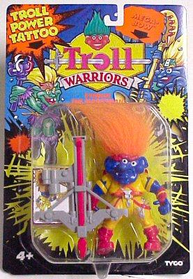Troll Warriors (Tyco) Troll310