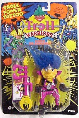 Troll Warriors (Tyco) Troll410