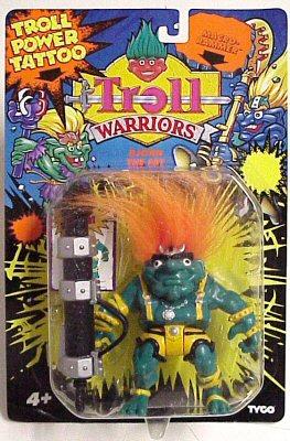 Troll Warriors (Tyco) Troll610