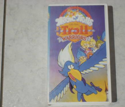 Troll Warriors (Tyco) Vhs_tr10