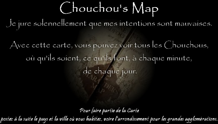 [Chouchou's Map] Where are you ? Chouch10