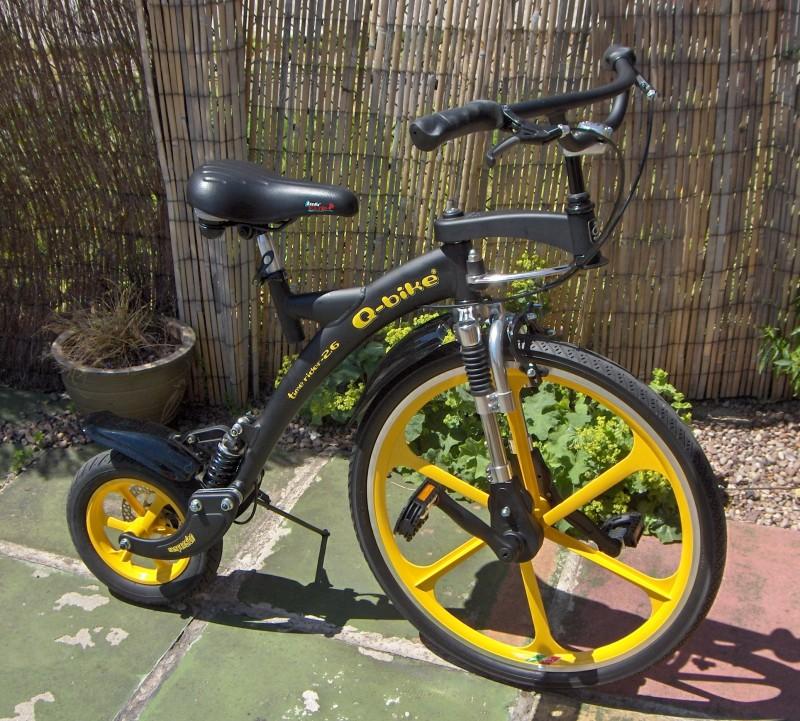 My new bike! Q-bike10