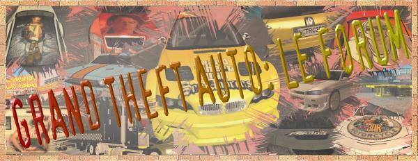 Grand Theft Auto: le forum