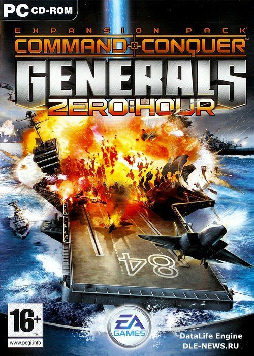 Command and Conquer Generals & Heure H (Zero Hour) Comman10