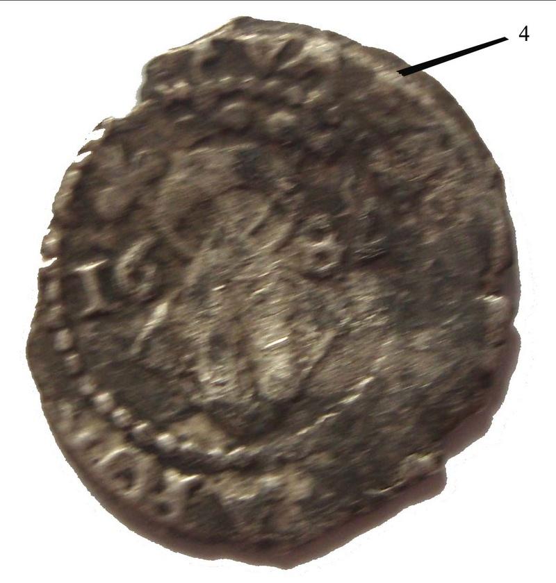 DIECIOCHENO 1688 - RARA LEYENDA Z210