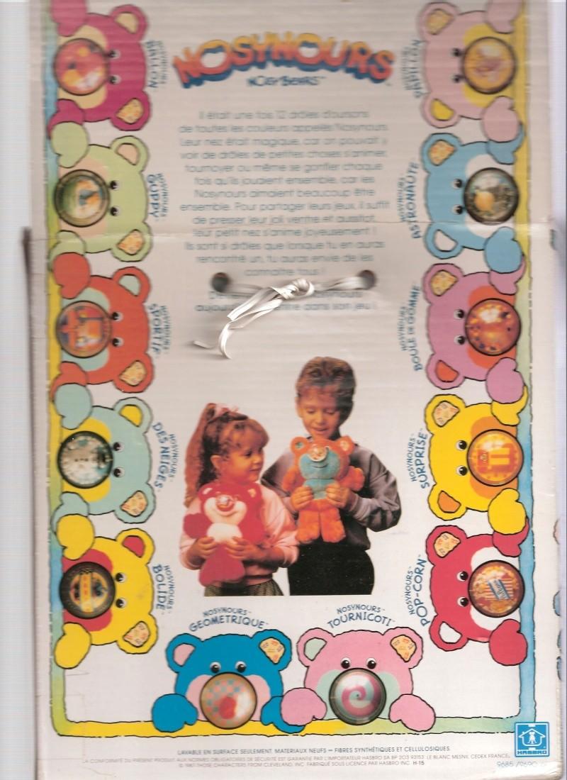 NOSY BEARS (Hasbro) 1987 Nosyno10