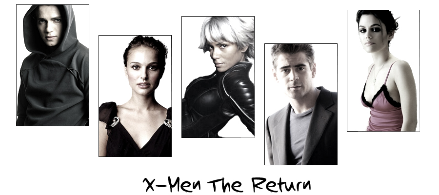 X-Men The Return