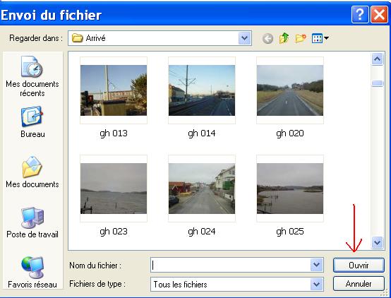 comment mettre une photo sur le forum  VOILA COMMENT JUSTE ICI ... 2007-012