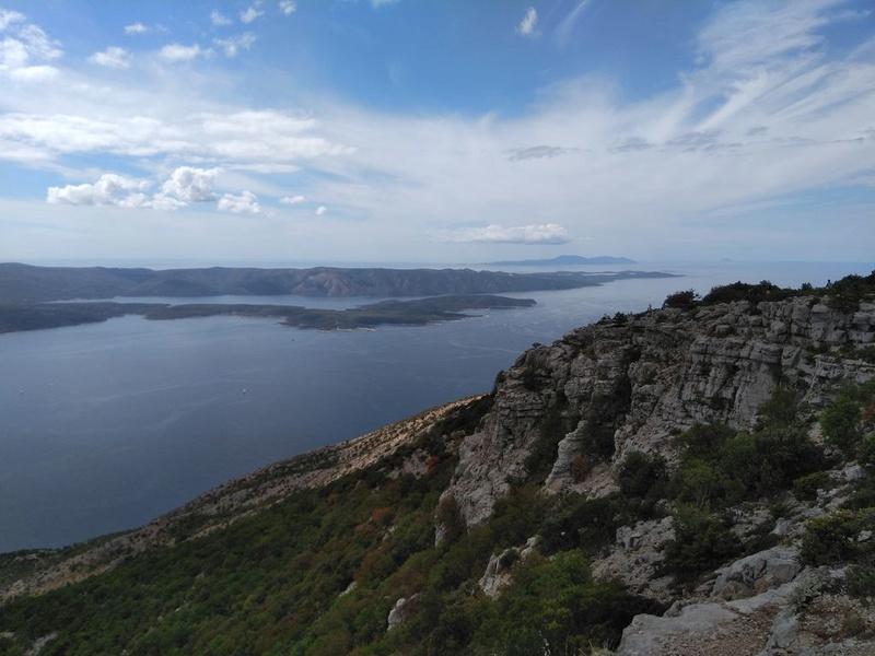 Croisière-randonnée en caïque en Croatie ; Septembre 2017 Img_2055
