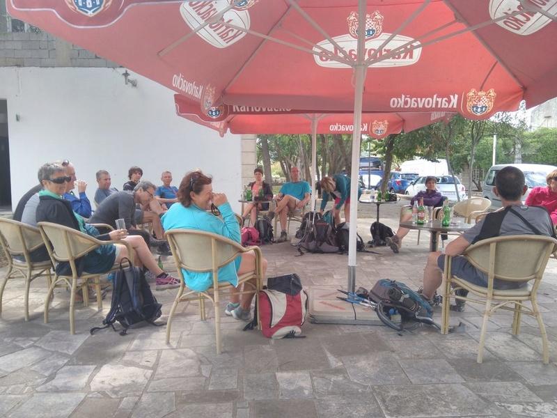 Croisière-randonnée en caïque en Croatie ; Septembre 2017 Img_2062