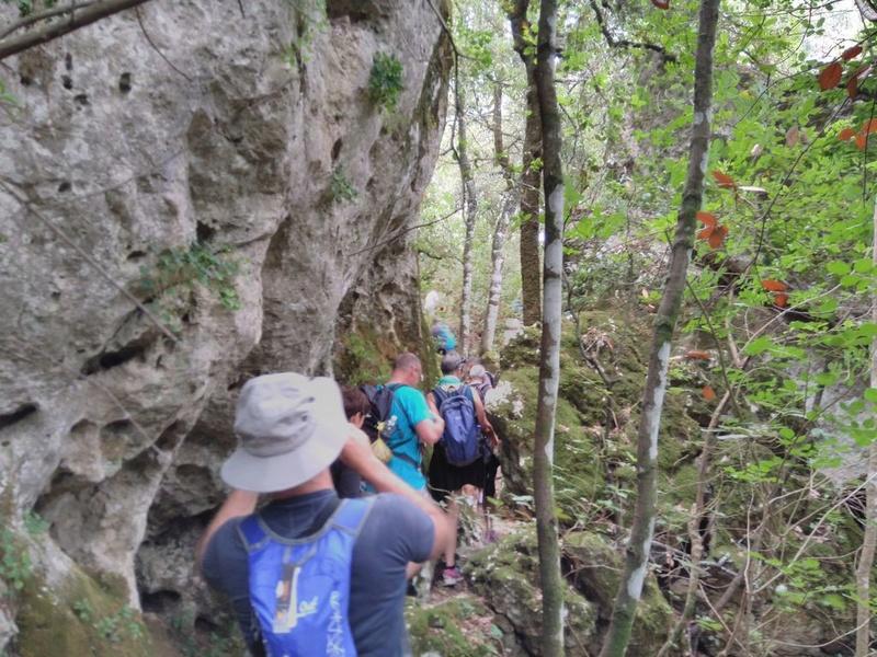 Croisière-randonnée en caïque en Croatie ; Septembre 2017 Img_2063