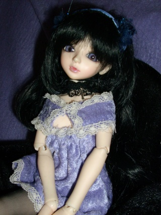 [latidoll cara]Lana,fidele petite vampire p.12! - Page 10 Violet17