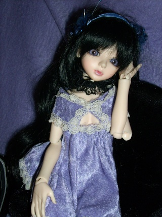 [latidoll cara]Lana,fidele petite vampire p.12! - Page 10 Violet18