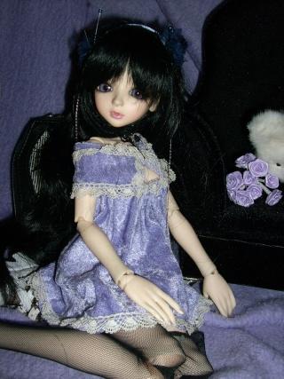 [latidoll cara]Lana,fidele petite vampire p.12! - Page 10 Violet21