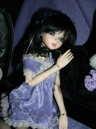 [latidoll cara]Lana,fidele petite vampire p.12! - Page 10 Violet23