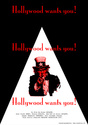 Hollywood wants you ! Affich10
