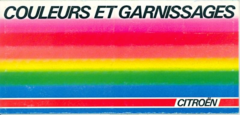 Garnissage  BX  01/07/1984 Numeri16