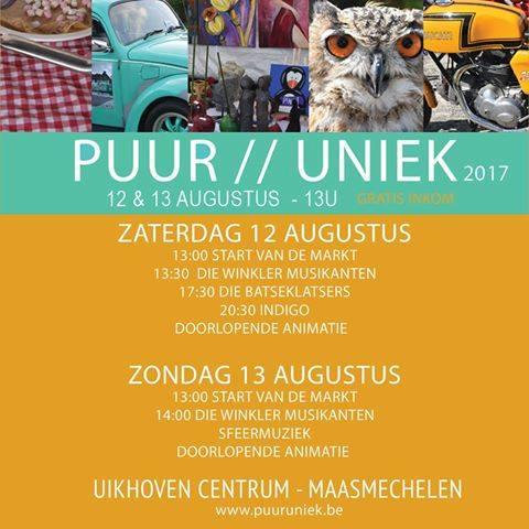 markt Puur // Uniek te Uikhoven 12&13 augustus 2017 Brocan10
