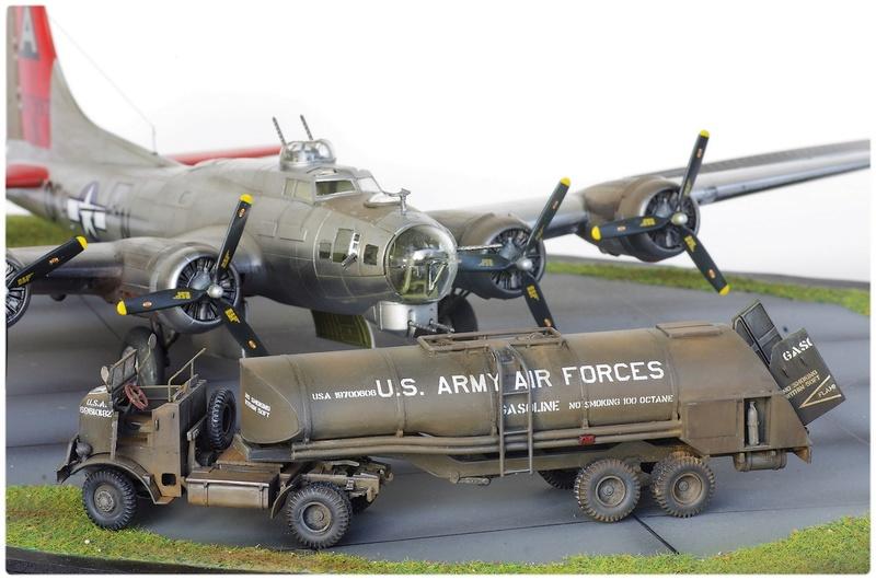 [Airfix] Autocar U-7144-T Aérodrome anglais 1945 1/72 Imgp8319