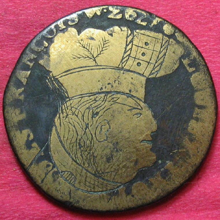 monnaie gravée 00117