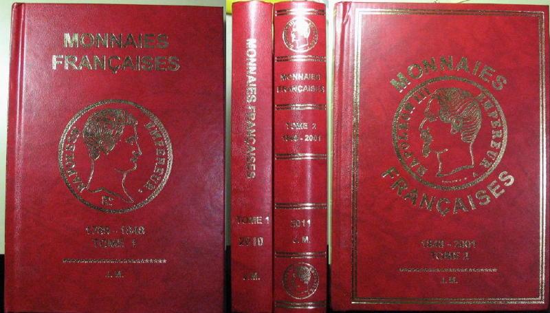 Monnaies Françaises J.M. 00120