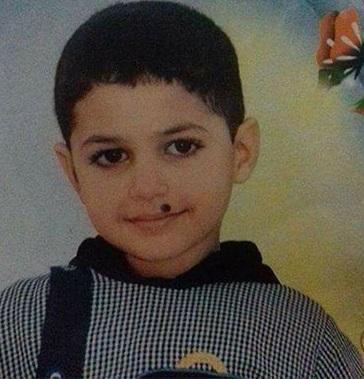 un enfant âgé de 6 ans est porté disparu Amine-10