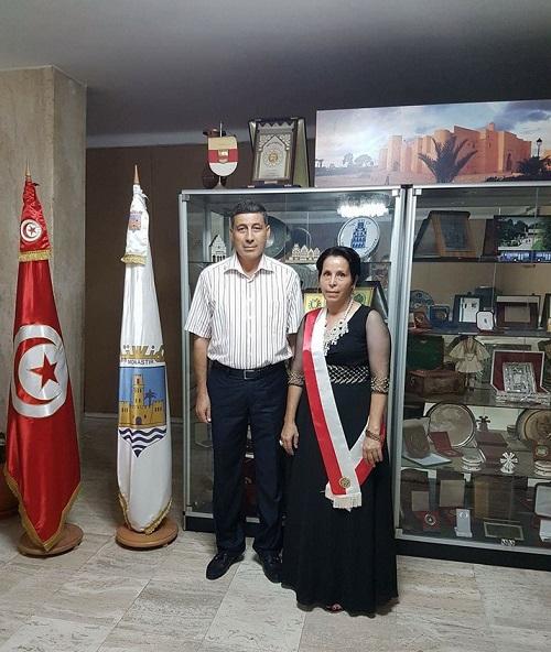 Monastir : Pour la première fois, une femme autorisée à établir les contrats de mariage Muni10