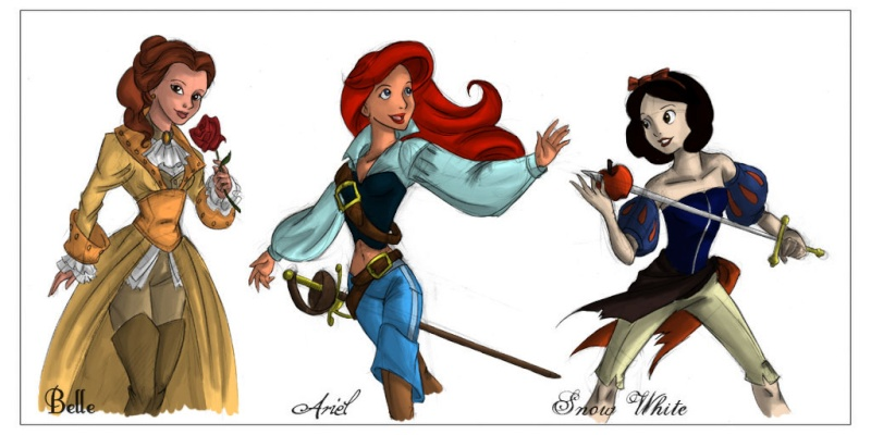 Princesses Disney - Page 4 Disney10