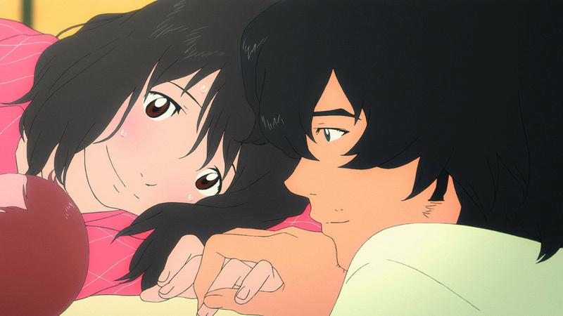 Les Enfants Loups : Ame et Yuki Enfant10