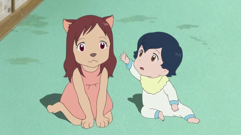 Les Enfants Loups : Ame et Yuki Les-en11