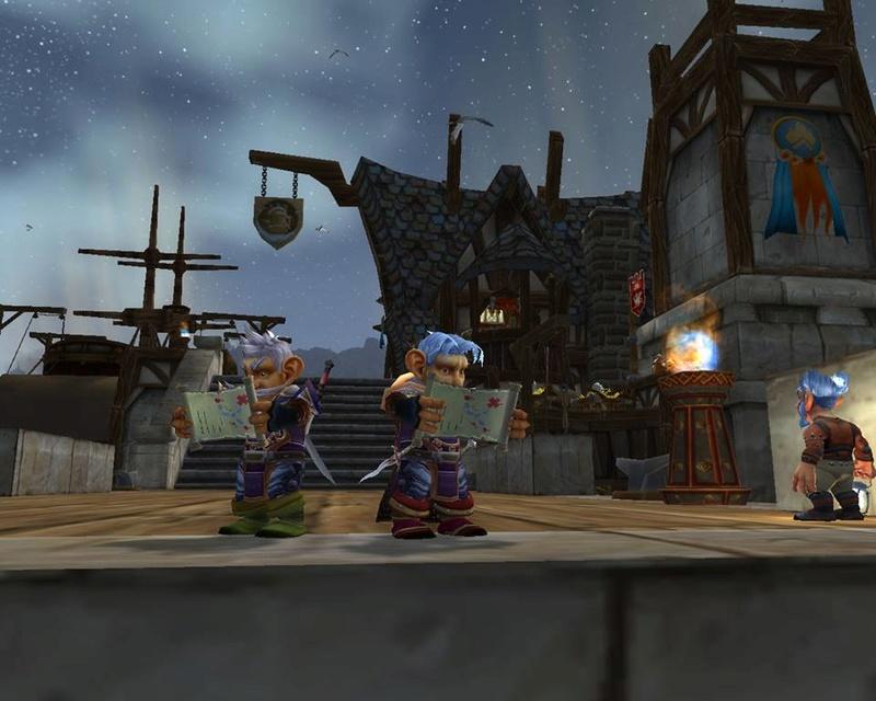 Pérégrinations de deux gnomes en Azeroth (TOME 1) - Page 2 10347111