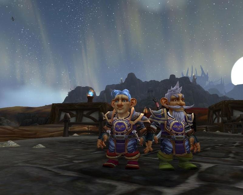 Pérégrinations de deux gnomes en Azeroth (TOME 1) - Page 2 10455210