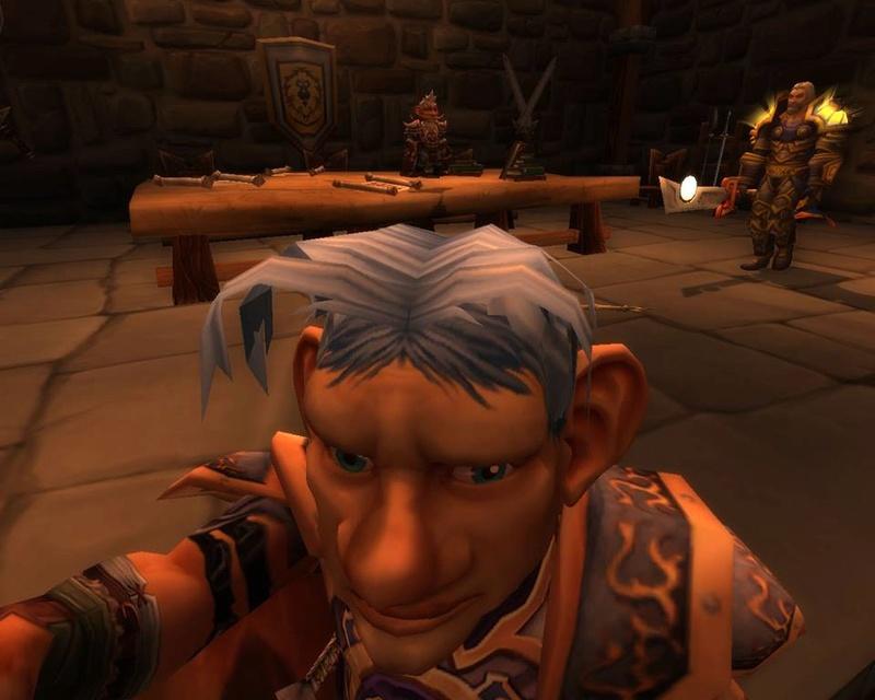 Pérégrinations de deux gnomes en Azeroth (TOME 1) - Page 2 11027910