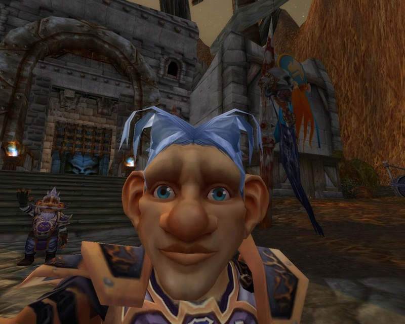 Pérégrinations de deux gnomes en Azeroth (TOME 1) - Page 2 11222110
