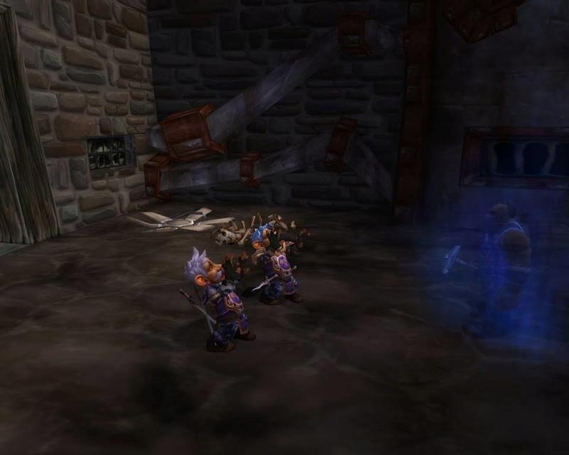 Pérégrinations de deux gnomes en Azeroth (TOME 1) - Page 2 11659210